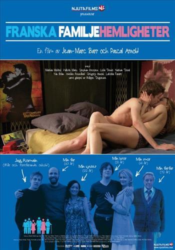 Affisch för Franska Familjehemligheter