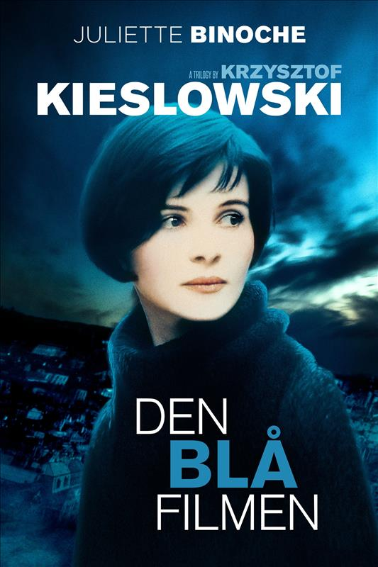 Affisch för Frihet - Den Blå Filmen