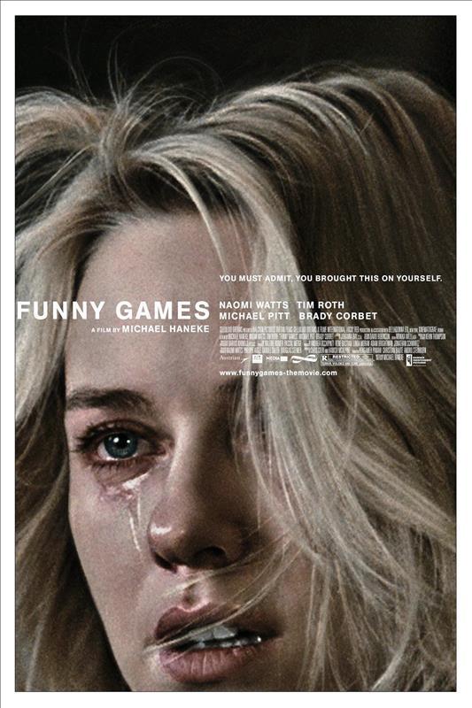 Affisch för Funny Games