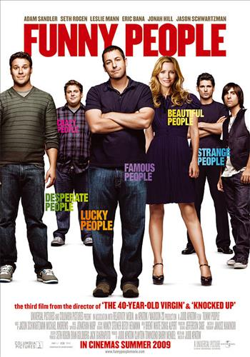 Affisch för Funny People