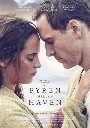 Affisch för Fyren Mellan Haven