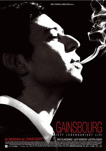 Affisch för Gainsbourg