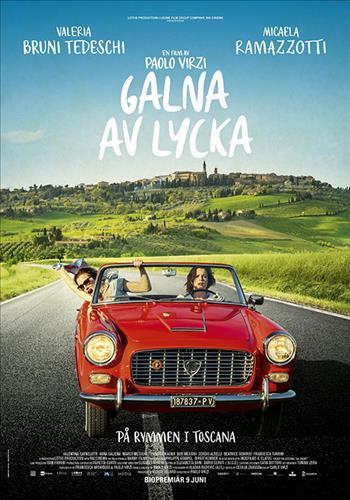 Affisch för Galna Av Lycka