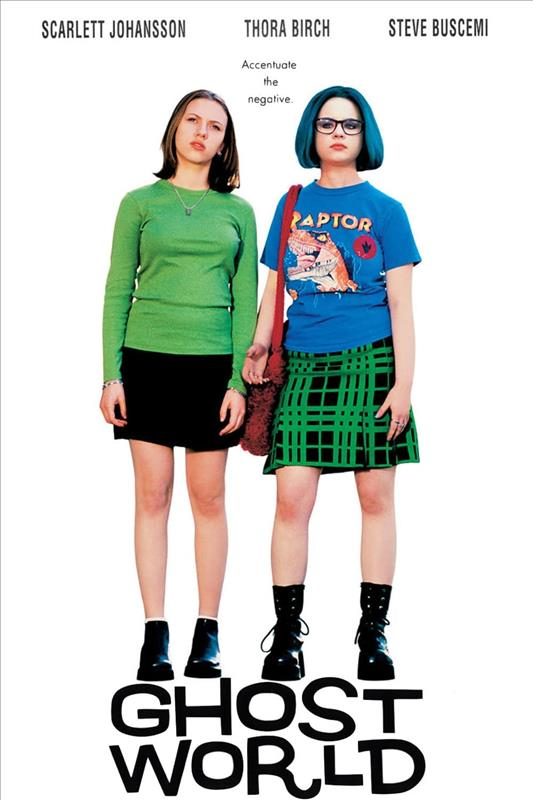 Affisch för Ghost World
