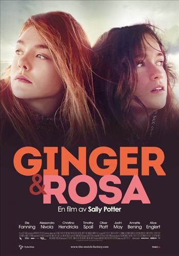 Affisch för Ginger & Rosa