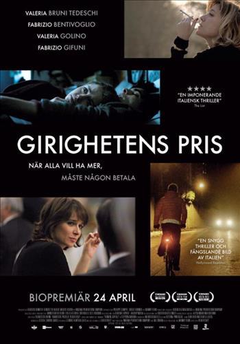 Affisch för Girighetens Pris