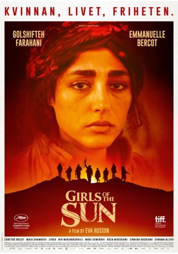 Affisch för Girls Of The Sun
