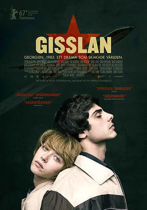 Affisch för Gisslan
