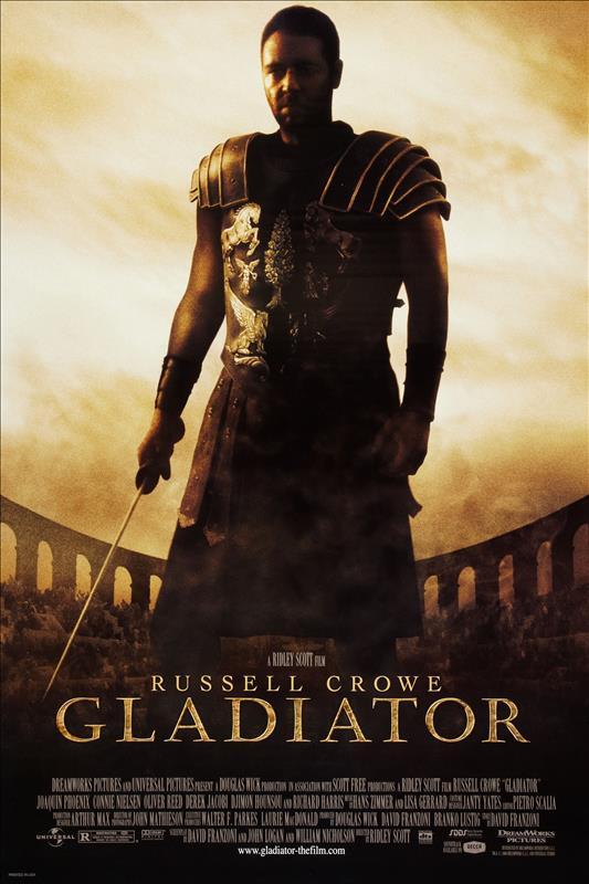 Affisch för Gladiator