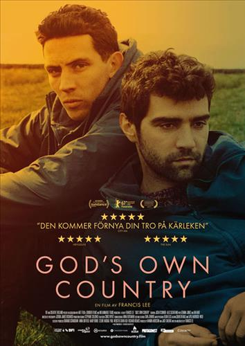 Affisch för God's Own Country