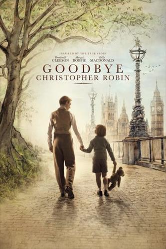 Affisch för Goodbye Christopher Robin