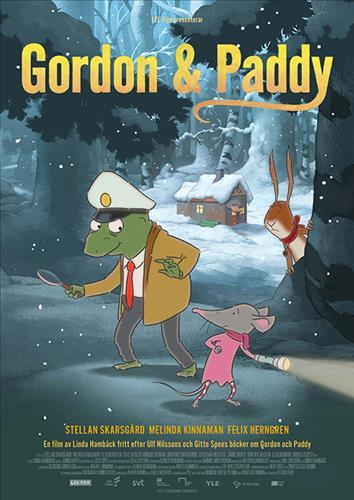 Affisch för Gordon & Paddy