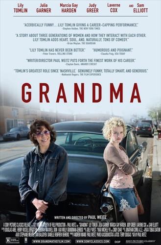 Affisch för Grandma