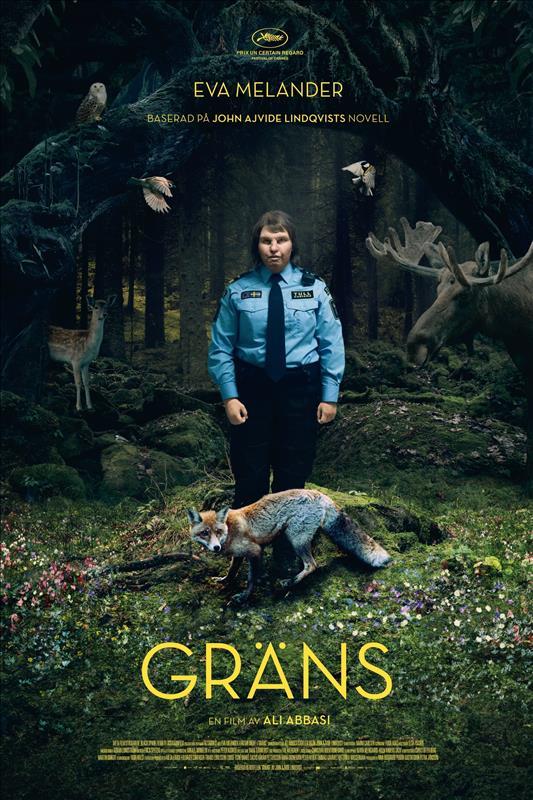 Affisch för Gräns