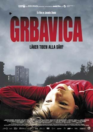 Affisch för Grbavica - Läker Tiden Alla Sår?