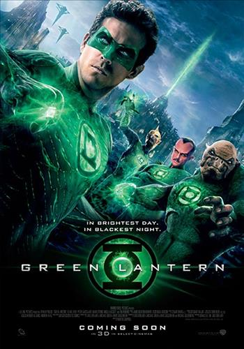 Affisch för Green Lantern