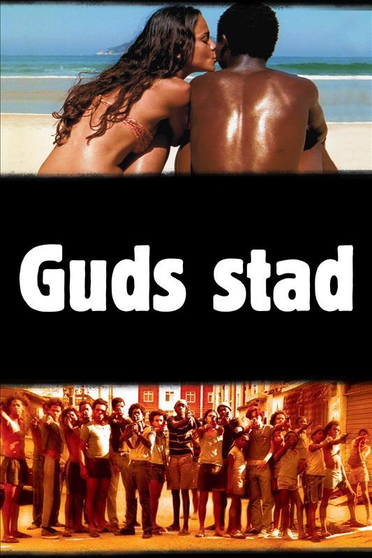 Affisch för Guds Stad