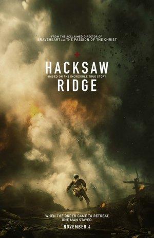 Affisch för Hacksaw Ridge