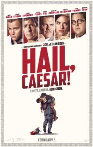 Affisch för Hail, Caesar!