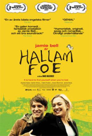 Affisch för Hallam Foe
