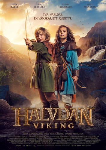 Affisch för Halvdan Viking