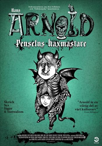 Hans Arnold - Penselns Häxmästare