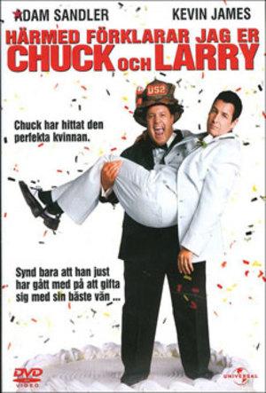 Affisch för Härmed Förklarar Jag Er Chuck Och Larry