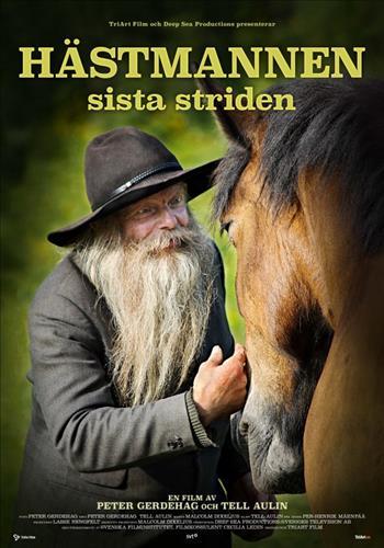 Affisch för Hästmannen - Sista Striden