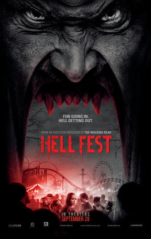 Affisch för Hell Fest
