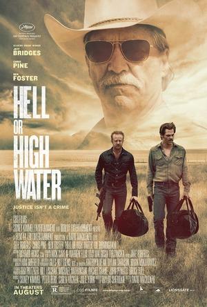 Affisch för Hell Or High Water