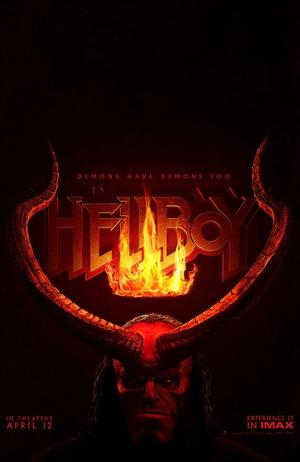 Affisch för Hellboy