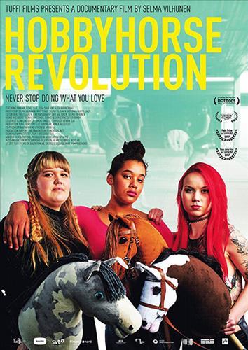 Affisch för Hobbyhorse Revolution