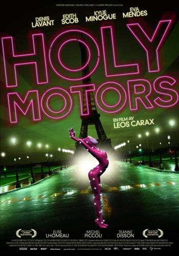 Affisch för Holy Motors