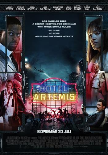 Affisch för Hotel Artemis