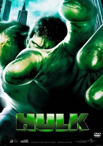 Affisch för Hulk