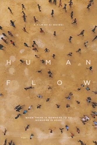 Affisch för Human Flow