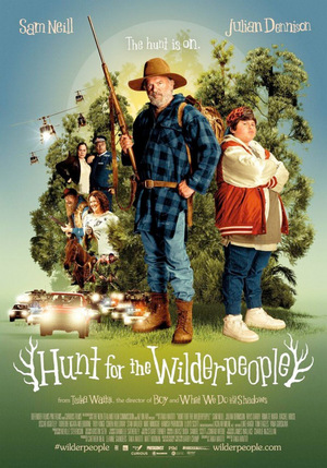 Affisch för Hunt For The Wilderpeople