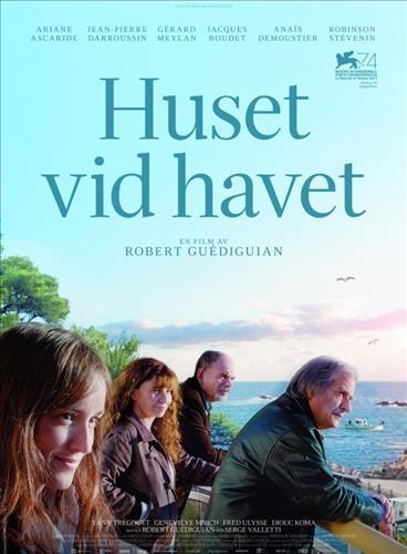 Affisch för Huset Vid Havet
