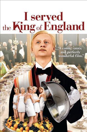 Affisch för I Served The King Of England