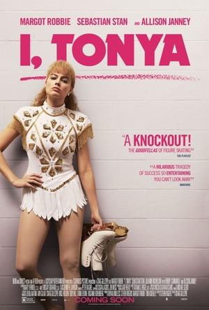 Affisch för I, Tonya