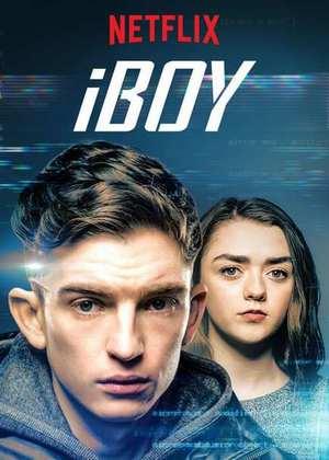 Affisch för iBoy