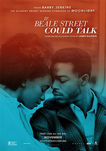Affisch för If Beale Street Could Talk