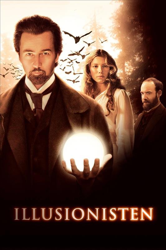 Affisch för Illusionisten