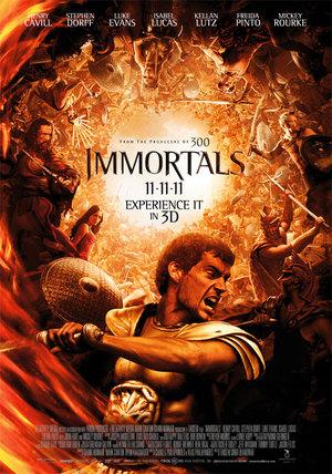 Affisch för Immortals