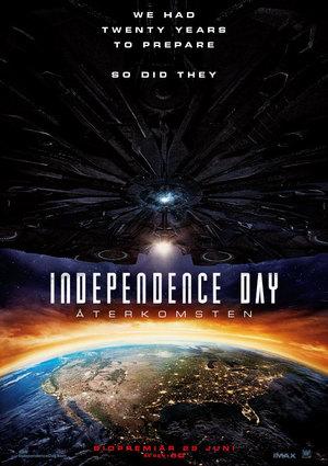 Affisch för Independence Day: Återkomsten