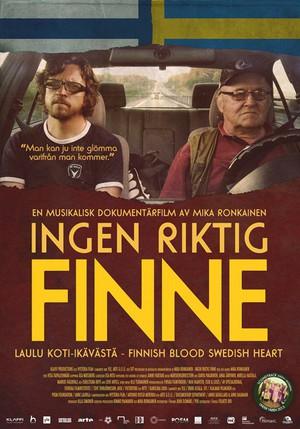 Affisch för Ingen Riktig Finne