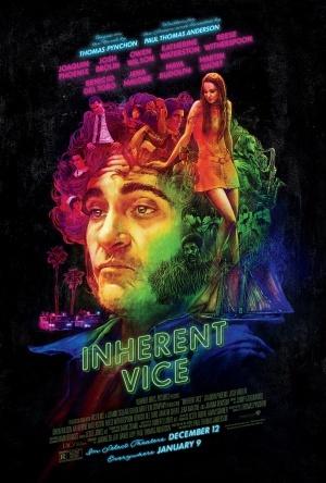 Affisch för Inherent Vice