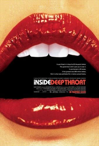 Affisch för Inside Deep Throat