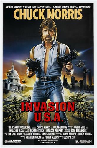 Affisch för Invasion USA