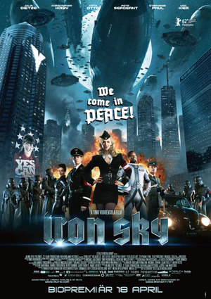 Affisch för Iron Sky